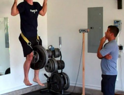 Heaviest weighted pull up world record