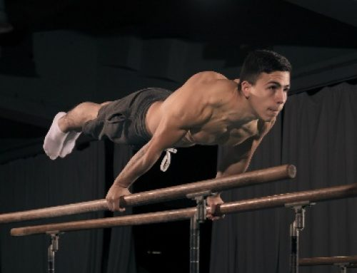 Biomechanics of a Planche