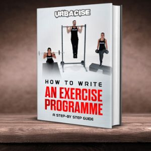 How to Write an Exercise Program now available on Amazon as a paperback or eBook