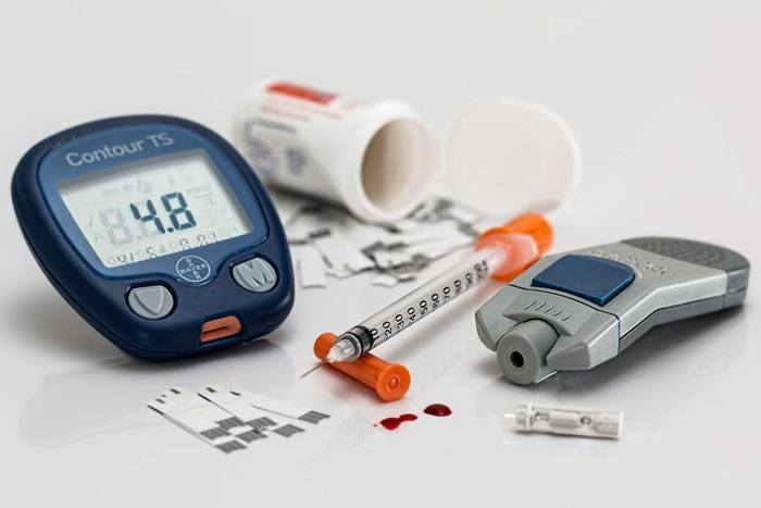 What can people with Type 1 diabetes not produce